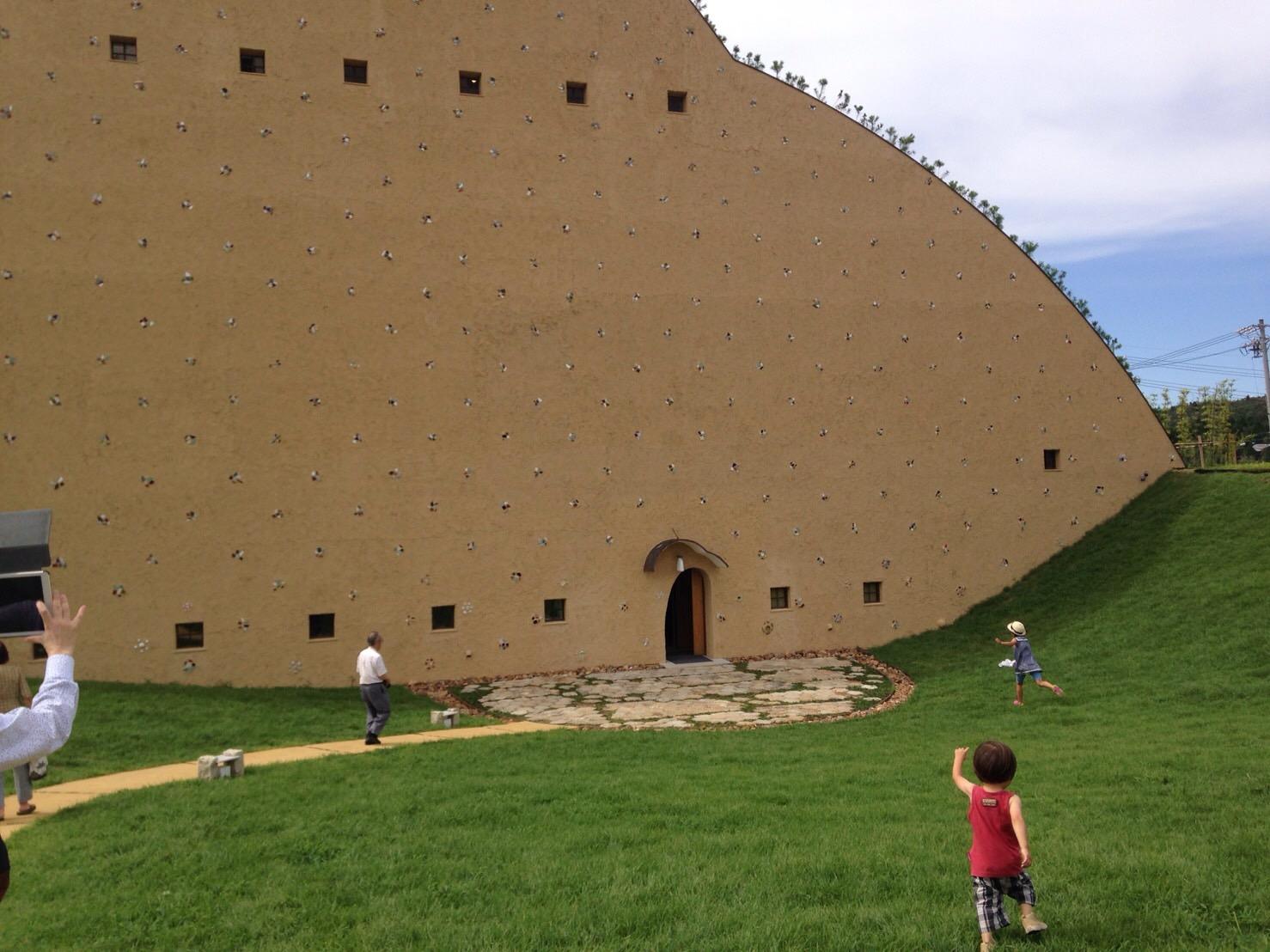 モザイクタイルミュージアムの見学に行ってきました