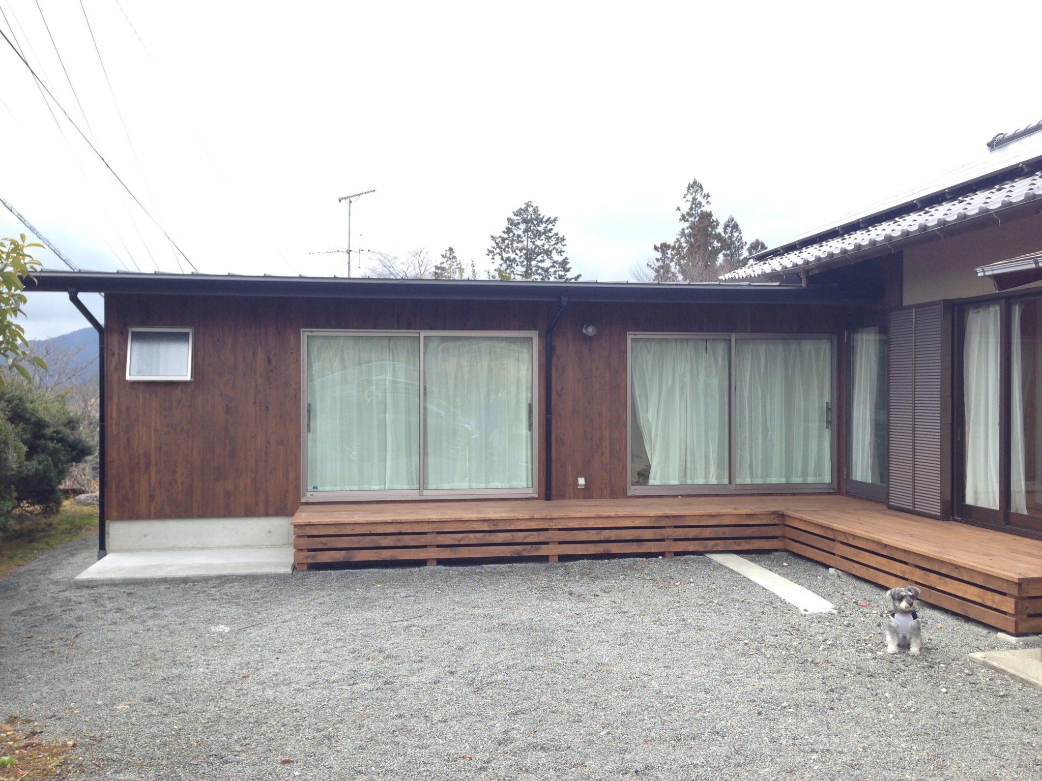子供部屋の増築