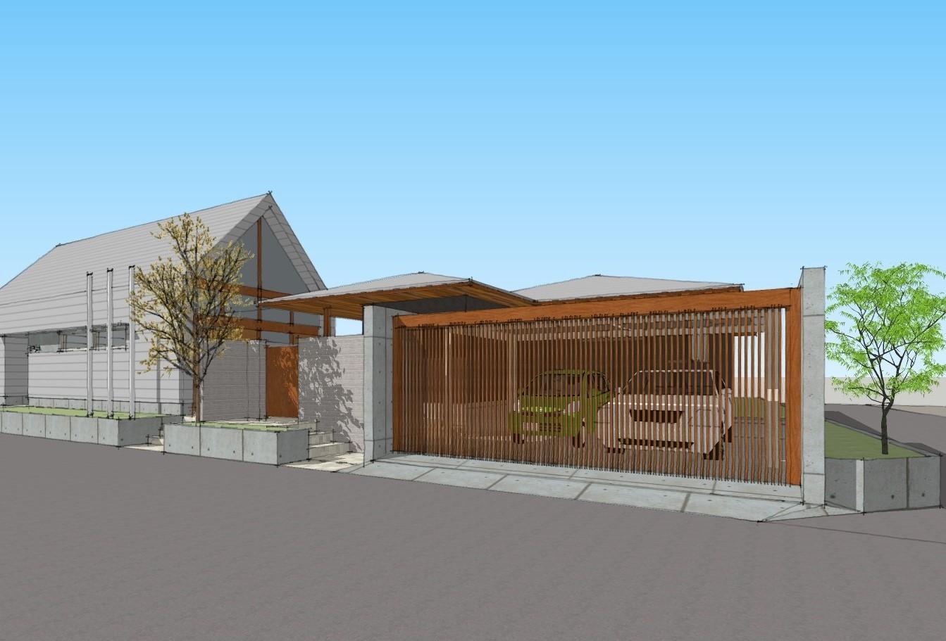 「川島の家」スタートです。