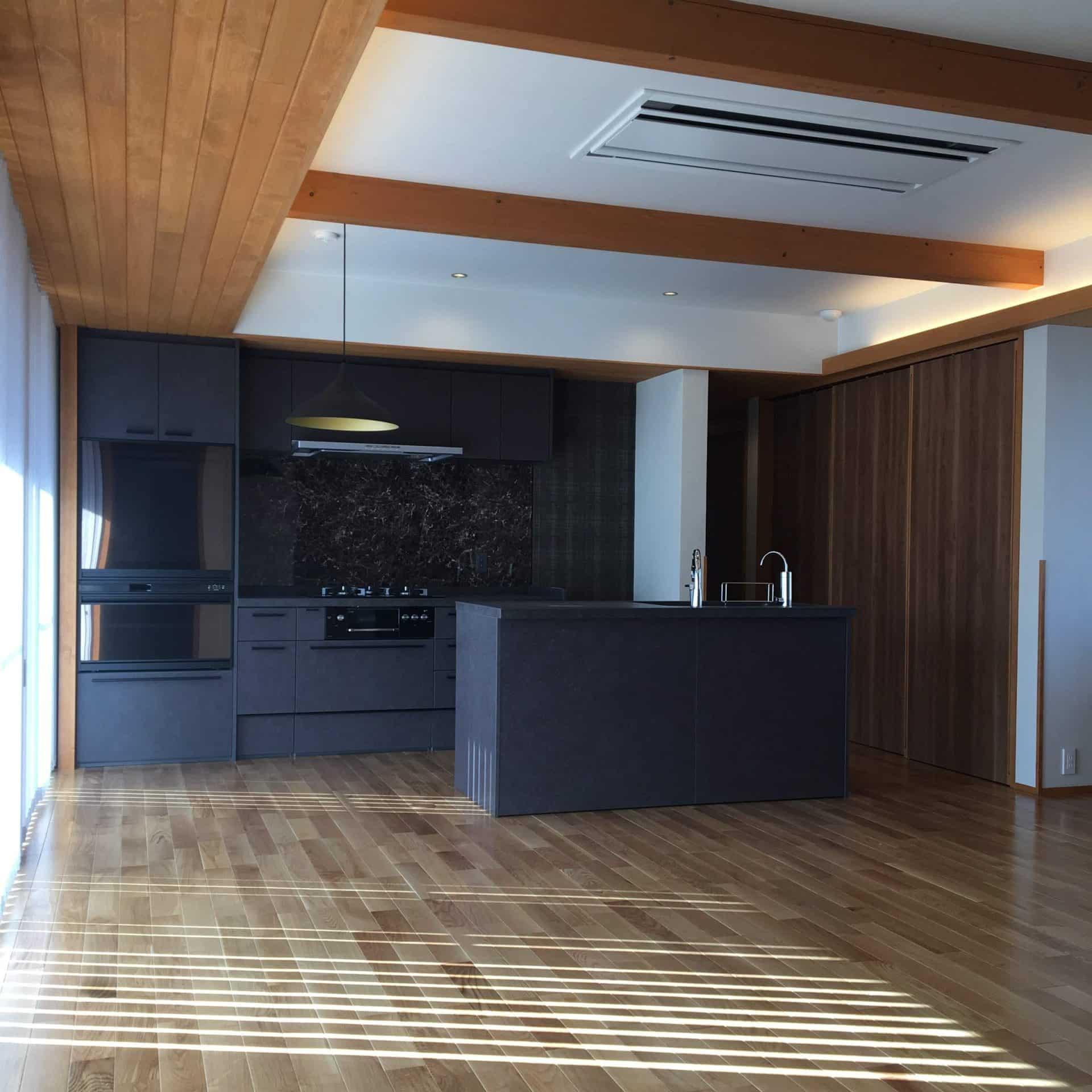 「川島の家」住宅棟引き渡し