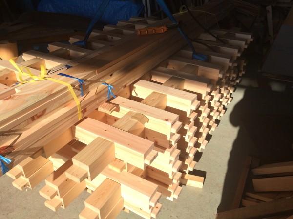 木造の現場